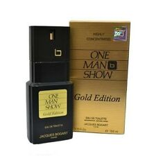 One Man Show Gold Edition By Jacques Bogart For Men 100ml