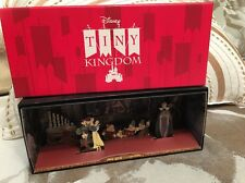 Walt Disney Tiny Kingdom Snow White and the Seven Dwarfs Queen Shadowbox Diorama