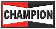 CHAMPION iron-on Aufnäher patch