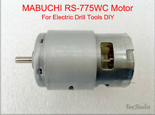 MABUCHI RS-775WC DC6V-20V 19500RPM High Speed Power DC Motor For Electric Drill