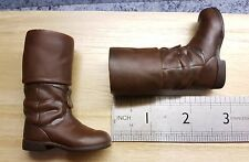 1/6 scale Star Wars Episode I MACE WINDU  's Boots 1999  for 12 inch figure