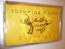 Throwing Muses CASSETTE NEW Hunkpapa