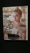 VOGUE Magazine - September 2007 Issue Excellent Condition!
