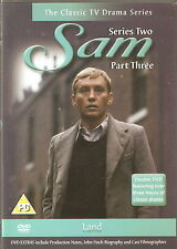 SAM - Series 2, Part 3. LAND. ITV 1974 (2xDVD SET 2004)