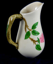 FRANCISCAN DESERT ROSE OPEN SYRUP PITCHER 6 1/8 INCH