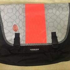 New Timbuk2 Custom Commute Laptop Messanger Bag M - Boutique Pierre Cool Grey /