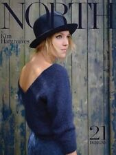 NORTH by KIM HARGREAVES  knitting pattern book