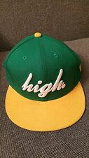 Golf Wang New Era High Green Fitted Hat 7 1/2 Odd Future Tyler the Creator