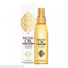 L'Oreal Professional Mythic Oil *Rich Oil* for unruly Hair 125ml NIB Authentic