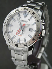 Seiko Sportura Kinetic GMT sun025p1 (mai indossati/unworn)