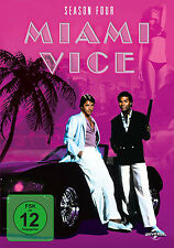 6 DVDs * MIAMI VICE - SEASON 4 # NEU OVP+