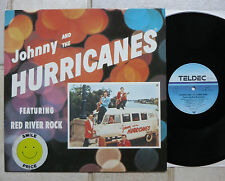 Johnny And The Hurricanes ‎– featuring Red River Rock Vinyl LP Teldec ‎– 6.26817