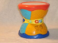 Leapfrog LEARN & GROOVE Alphabet Drum Teaches in Both ENGLISH & SPANISH