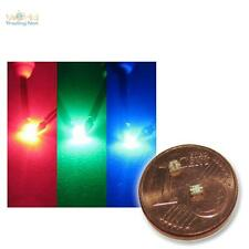 50 SMD LEDs 0805 RGB rot-grün-blau red-green-blue LED