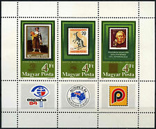 Hungary 1984 SG#MS3547 Int. Stamp Exhibition MNH M/S #D48276