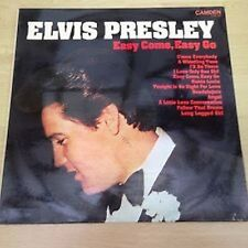 LP Elvis Presley - Easy Come Easy Go