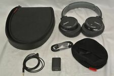 Sony MDR-ZX770BN Bluetooth and Noise Canceling Headphones (Black) with Case