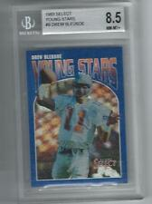 Drew Bledsoe 1993 Score Select Young Stars RC #8 ~BGS 8.5~ Patriots