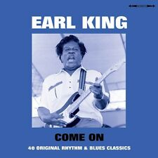 EARL KING - COME ON DOPPEL-CD NEU