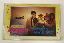Volando Pa Nueva York by Grupo Bongo (1992) (Audio Cassette Sealed)