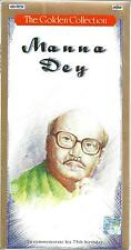 THE GOLDEN COLLECTION MANNA DEY - 3 CASSETTES SET - FREE UK POST