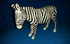 Breyer Horse Donkey #81 Custom painted Zebra