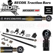 BDS RECOIL TRACTION BARS FOR 09-13 RAM 2500 4WD 09-16 RAM 3500 4WD SUSPENSION
