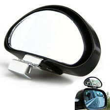 2pcs Auto Clear Wide Angle Rearview Side Blind Spot Mirror Car Accessories