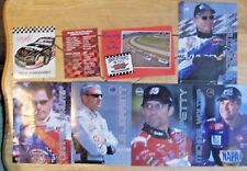 NASCAR LOT OF 10 ~ 1996 BACKYARD 400, ROLEX 24 @ DAYTONA, DALE SR ITEMS & MORE
