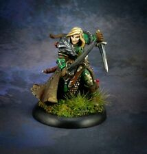 Aravir Elf Ranger Reaper Miniatures Dark Heaven Legends Rogue Fighter Melee