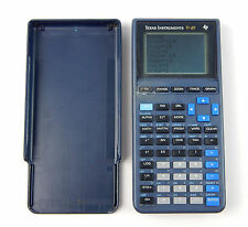TEXAS INSTRUMENTS TI-81 Graphing Graphic Calculator Tested and Working Fair cond
