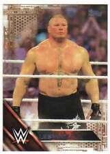 2016 Topps WWE Wrestling Then Now Forever Bronze #109 Brock Lesnar