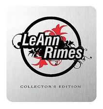 LEANN RIMES COLLECTOR'S EDITION 3 CD TIN BOX SET FACTORY SEALED - 35 SONGS