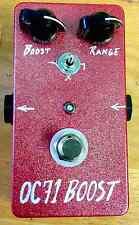 """JDM Pedals """"OC Boost"""" Germanium Boost - Rangemaster w/ Tone Sw! OC71 OC44 OC75 +"""