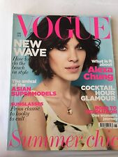 (W) JUNE 2011 VOGUE MAGAZINE - ALEXA CHUNG / ASIAN SUPERMODELS