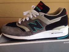 NEW BALANCE 997 SZ 9 MENS GREY M997CGB MADE IN USA