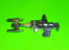 Vtg G1 TRANSFORMER Insecticon BOMBSHELL Action Figure Laser Weapon Gun Accessory