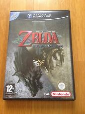 THE LEGEND OF ZELDA TWILIGHT PRINCESS - PAL VF - Complet testé & points VIP #C