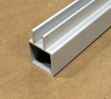 """80/20 Inc 1"""" Square Single Twin Flange Quick Frame Tube 9025 x Approx 49.71 SC"""