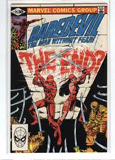 Daredevil #175 Elektra Frank Miller 9.4