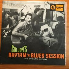 "COL JOYE - Rhythm & blues Session 12"" Vinyl LP Record Australia VERY RARE"