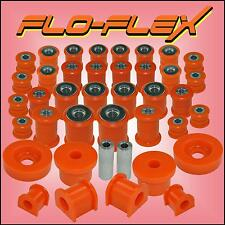 Mazda MX5 MK1 (NA) 89-98 Front & Rear Bushes Plus Diff in Polyurethane