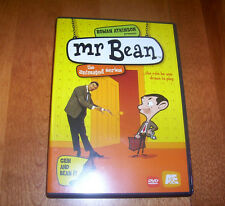 MR. BEAN Animated Series Classic TV A&E Grin and Bean It 4 Episodes DVD