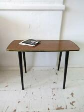 Vintage en teck table basse effet ou mid century modernist table