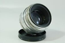 VINTAGE Lens Zenit Helios -44 58mm f2 m39 screw mount ref.610161
