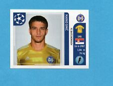 PANINI-CHAMPIONS 2011-2012-Figurina n.518- MARKO SIMIC -BATE BORISOV-NEW BLACK