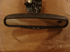 1999 - 06 CHEVY SILVERADO GMC SIERRA REAR VIEW MIRROR COMPASS TEMPERATURE OEM