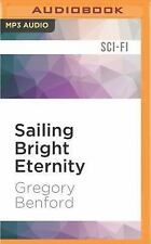 Galactic Center: Sailing Bright Eternity 6 by Gregory Benford (2016, MP3 CD,...