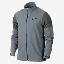 Nike Golf Hyperadapt, Storm Fit Jacket, Farbe : cool grey/hyper cobalt, Neu !