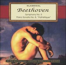 Classical Beethoven (CD, Sep-1996, Intersound) (cd2927)